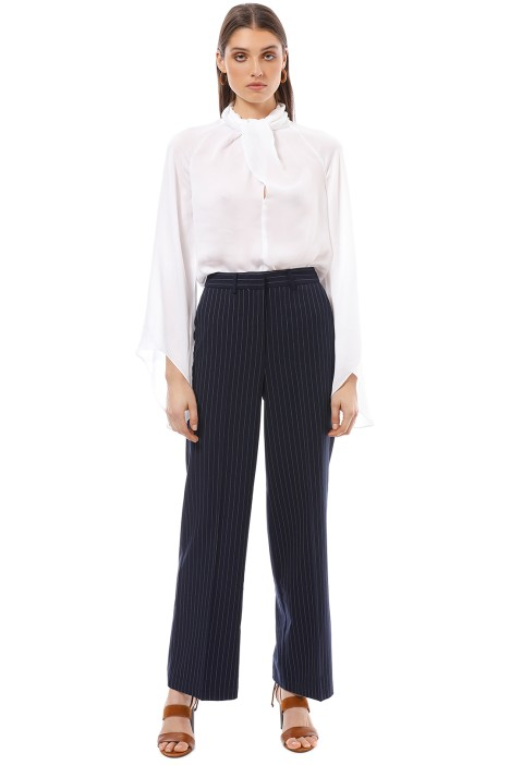 Camilla and Marc - Loren Top - White - Front