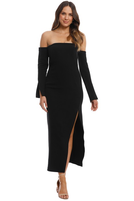 076a1c3f87b7c Twiggy Off Shoulder Dress by Camilla and Marc for Hire