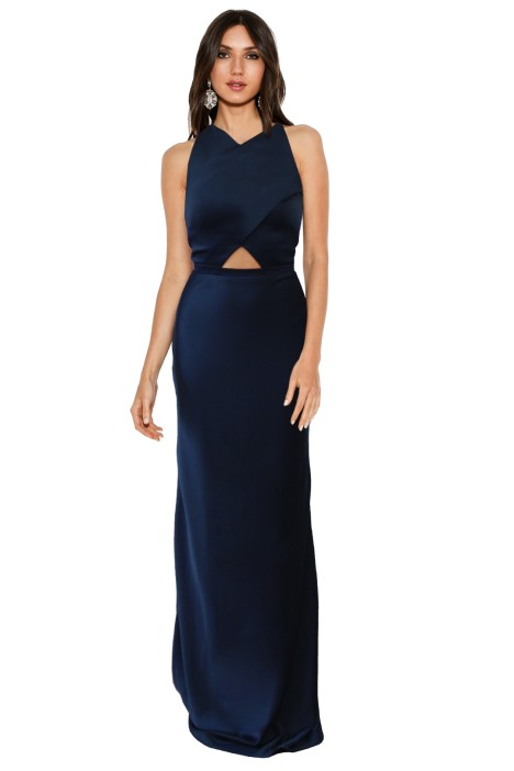 Camilla & Marc - Protea Dress - Navy - Front