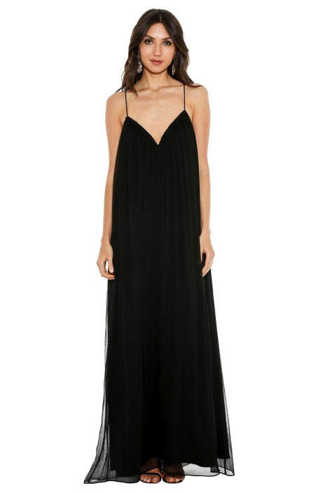 Camilla & Marc - Zendo Dress - Black - Front