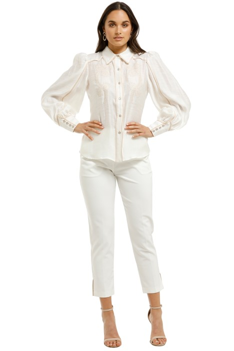 CMEO-Collective-Nearby-Shirt-Ivory-Front