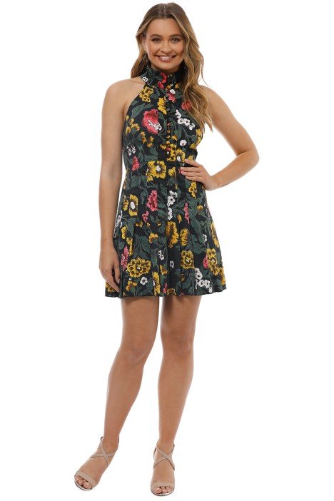 Cameo - Another Lover Dress - Black - Front