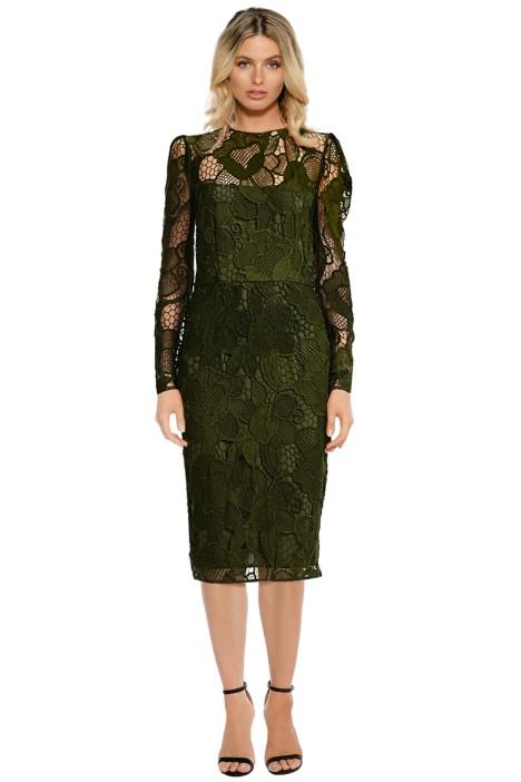 Cooper St - Cast Away Lace Dress - Front