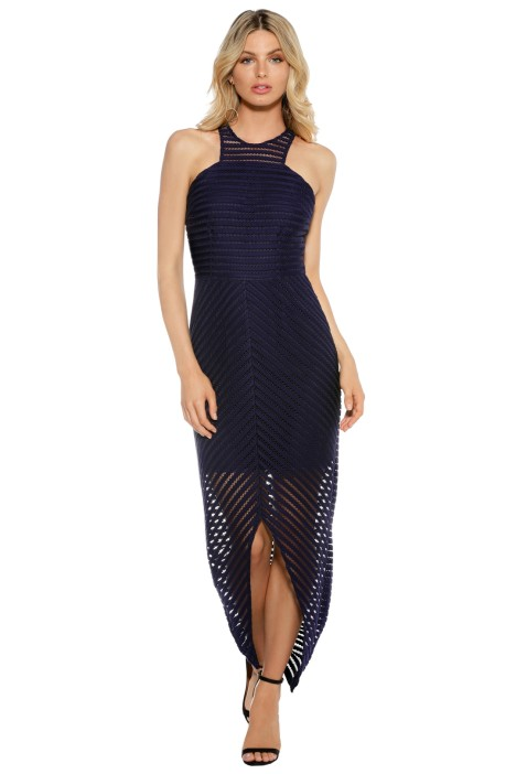 Cooper St - The Good Life Dress - Navy - Front