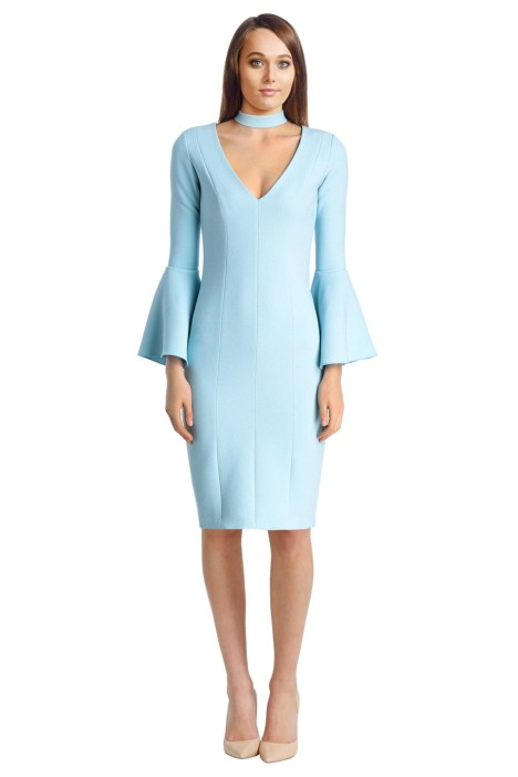 Daniel Avakian - Jennifer Dress - Ice Blue - Front