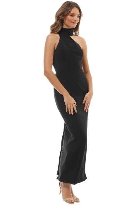 554c02f7b6 Harper Gown in Black by Elle Zeitoune for Hire