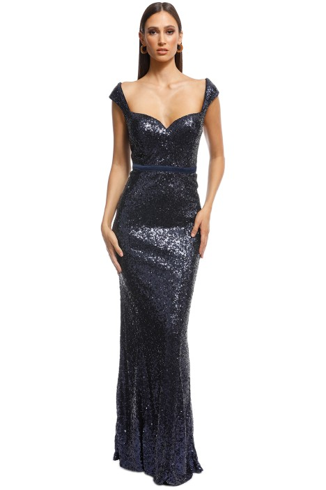 0a4615e80905c9 Liam Midnight Gown by Elle Zeitoune for Rent