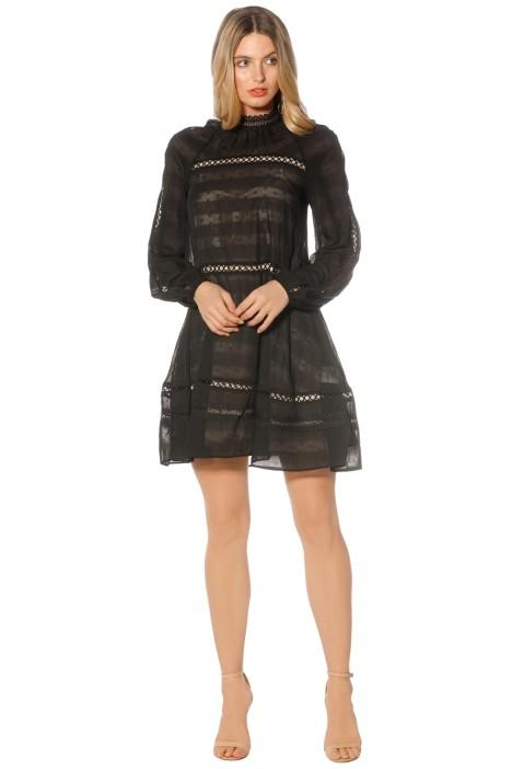 Elliatt - Aura Dress - Black - Front