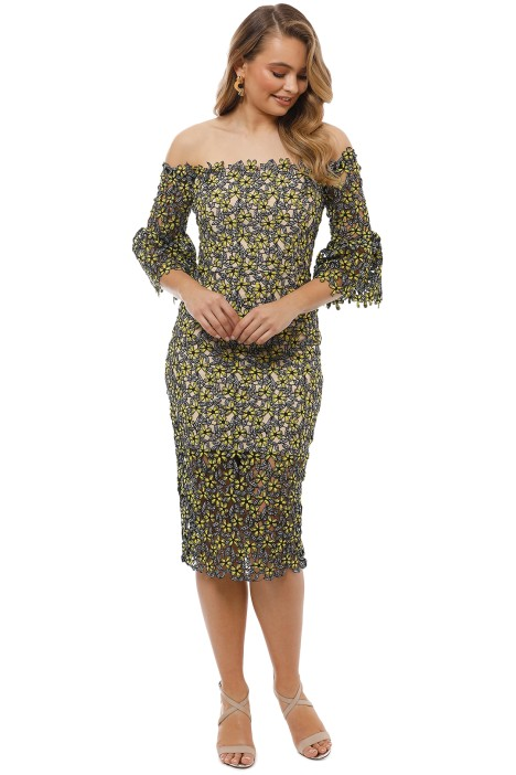Elliatt - Eden Dress - Multi - Front