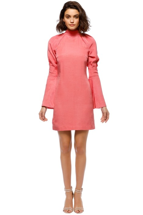 Elliatt - Haydn Dress - Pink - Front