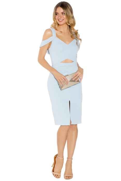 Elliatt - Liberty Dress - Blue - Front