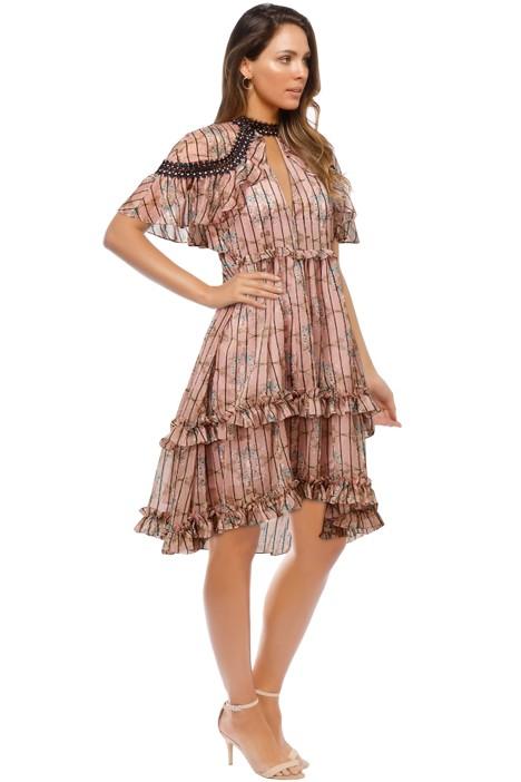 Elliatt - Matinee Dress - Side