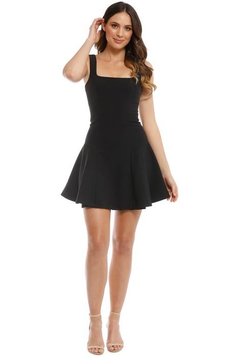 Elliatt - Pavia Dress - Black - Front