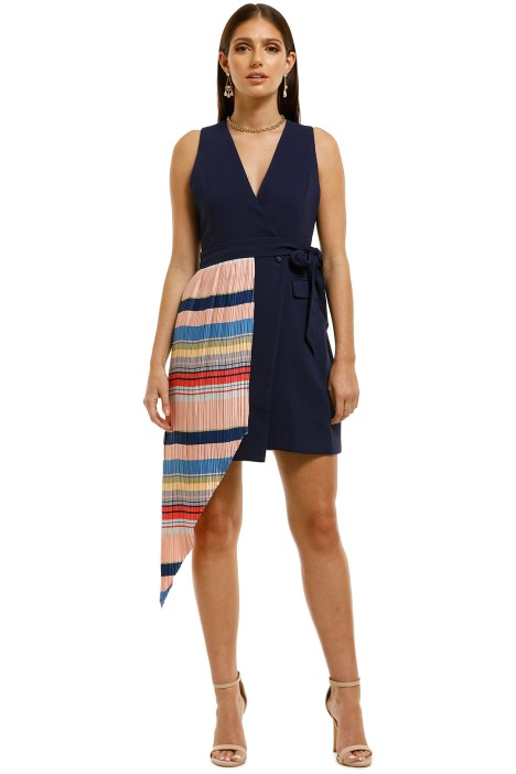 Elliatt -Maya-Dress-with-Detachable-Belt-Multi-Front