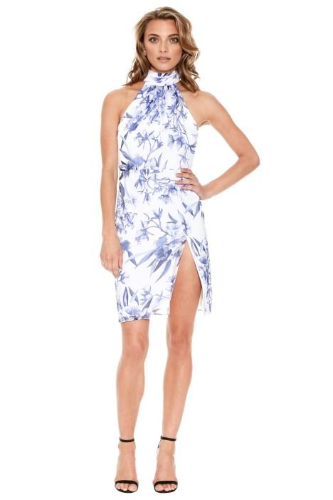 Fame and Partners - Joys Azalea Dress - Prints - Front