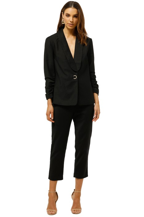 Finders-Keepers-Rae-Blazer-Black-Front