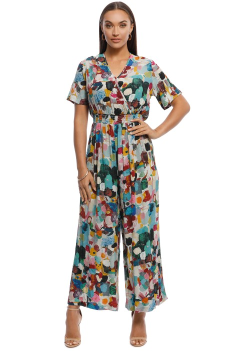 Gorman - Celebration Pantsuit - Multi - Front