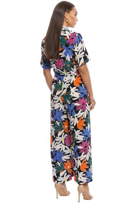 060f14de24 Gorman - Mesozoic Garden Pantsuit - Print - Back
