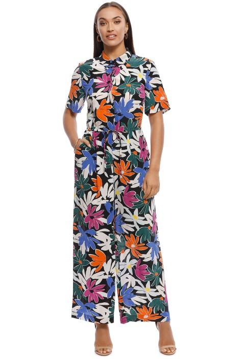 1c7ec7a6e0 Mesozoic Garden Pantsuit by Gorman for Rent