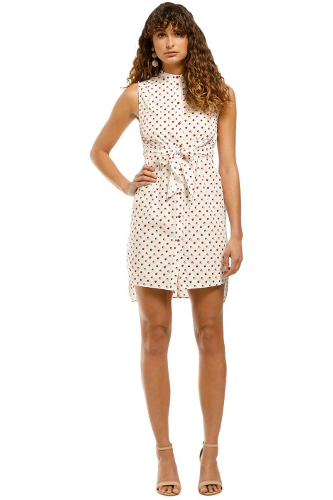Grace-Willow-Polly-Dress-Red-Dahlia-Spot-Front