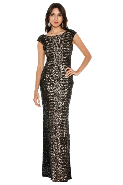 Grace and Blaze - Oscar Gown - Front