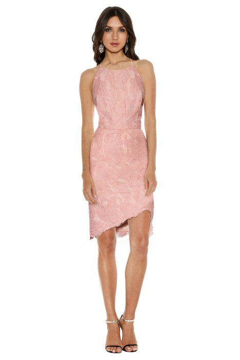 Grace & Hart - Allure Fitted Midi - Front