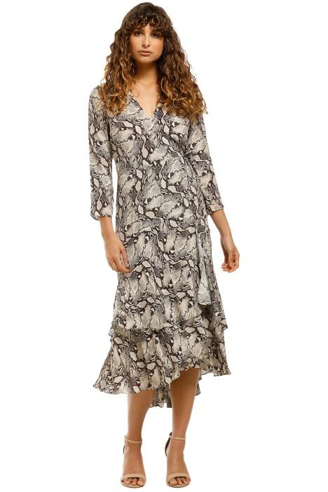 Husk-Serpentine-Dress-Snake-Print-Front