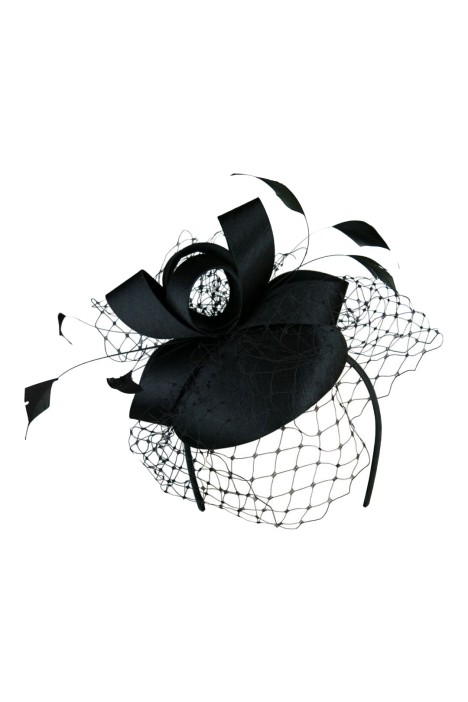 Morgan & Taylor - Jada Fascinator - Front