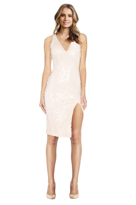 Jay Godfrey - Marin Dress - Pink - Front