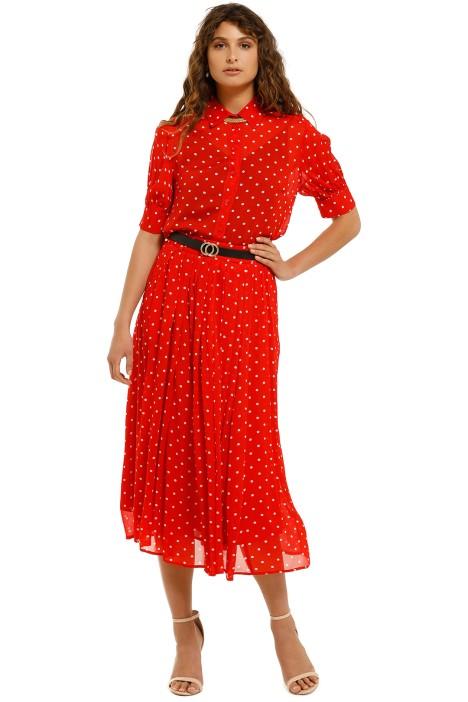 Kate-Sylvester-Meg-Shirt-Red-Front