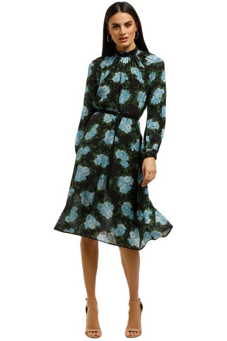 Kate-Sylvester-Rosalee-Dress-Blue-Front