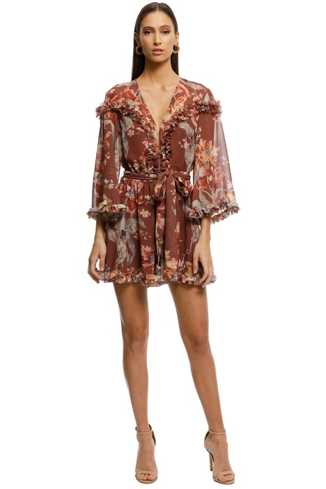 Keepsake-the-Label-Unravel-Playsuit-Chocolate-Lily-Front