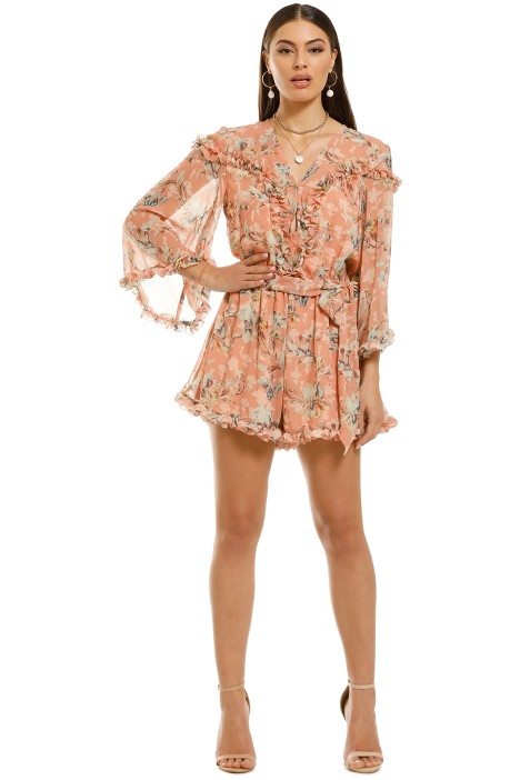 Keepsake-the-Label-Unravel-Playsuit-Peony-Lily-Front