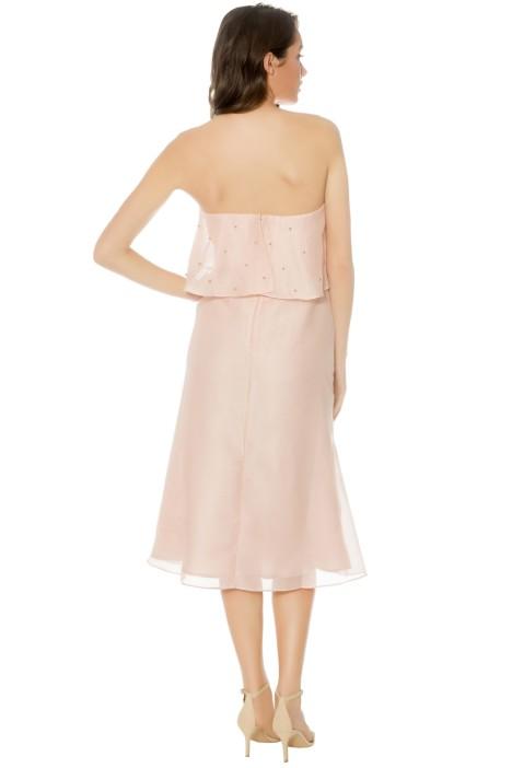 e19e5f2930e9 Call Me Dress in Blush by Keepsake for Hire | GlamCorner