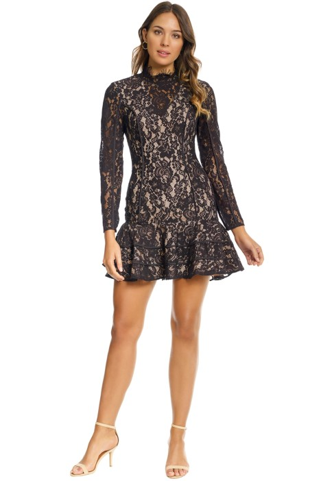 6dcff7e76f4fc Dreamers LS Lace Mini Dress by Keepsake the Label for Hire