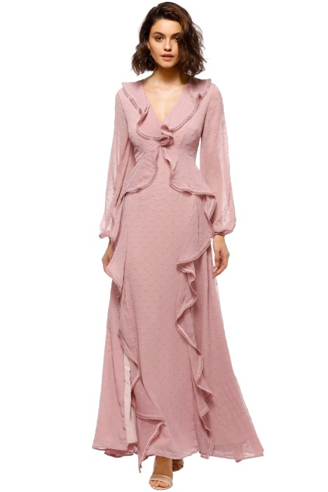 Keepsake the Label - Hideaway Gown - Pink - Front