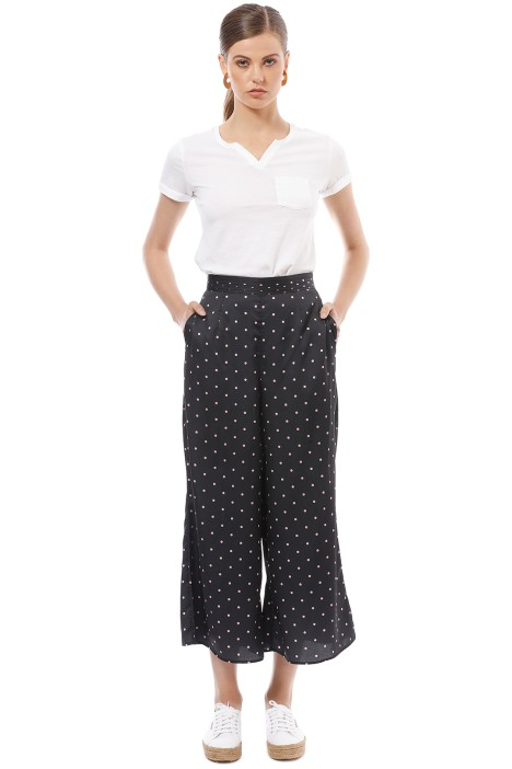 Keepsake the Label - Hold Back Pant - Black - Front