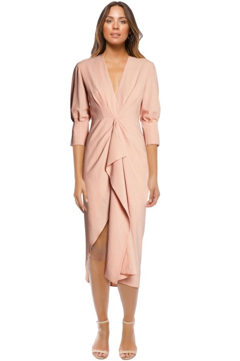 Manning Cartell - Free Fall Dress - Front
