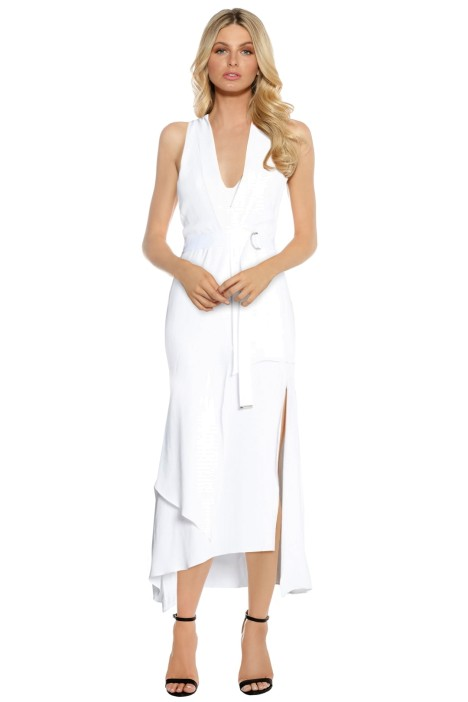 Manning Cartell - New Order Dress - White - Front
