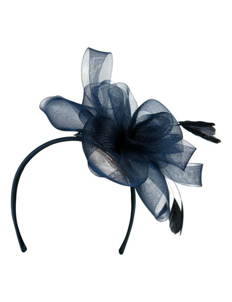 Morgan and Taylor - Nadine Fascinator - Front