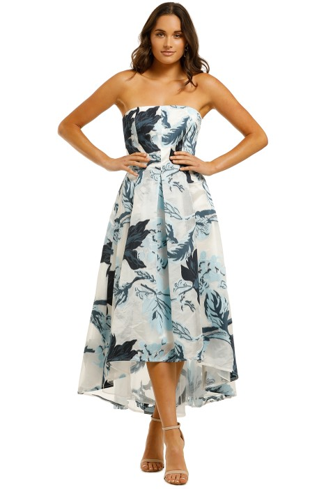 Moss-and-Spy-Luna-Strapless-Dress-Multi-Front