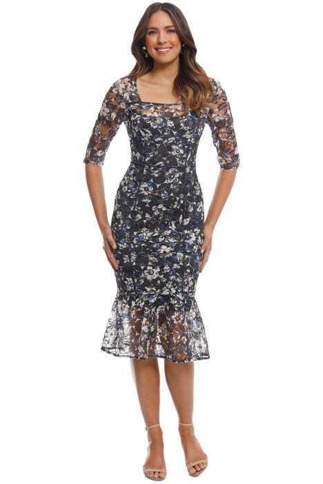 Moss and Spy - Frida Dress - Multi - Front