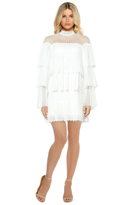 Mossman - Moonlight Kingdom Dress - White - Front
