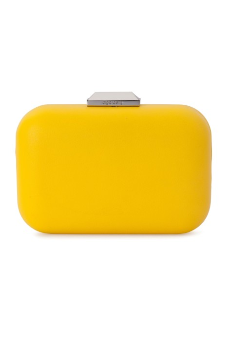 Olga Berg - Kinslee Simple Rounded Pod - Yellow - Front