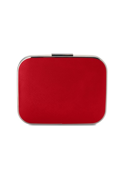 Olga Berg - Zion Two Tone Pod - Red - OB4551 - Front
