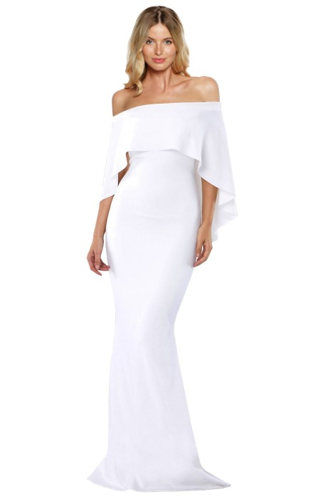 Pasduchas - Composure Gown - Ivory - Front