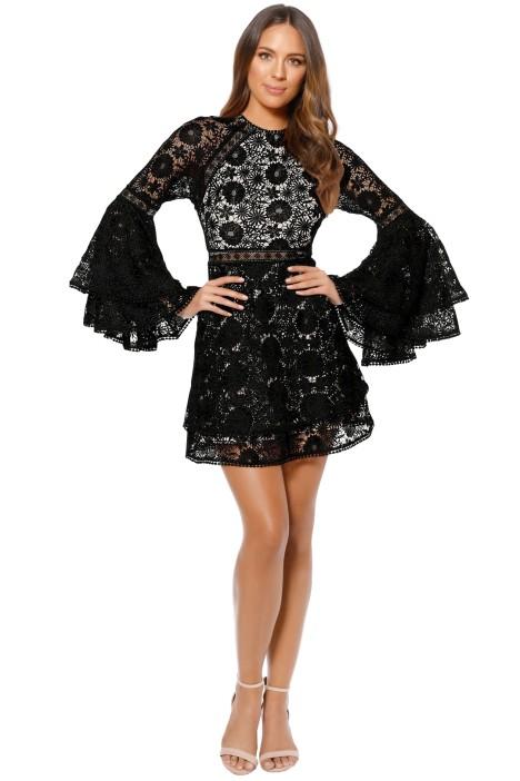 Pasduchas - Duke Dress - Black - Front