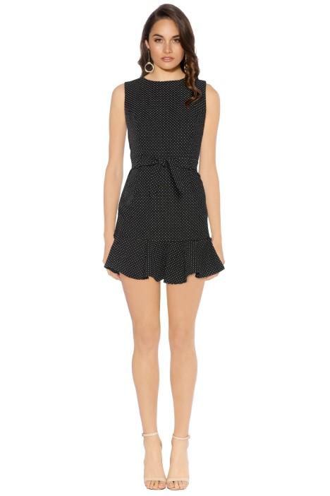 Pasduchas - Heartbreaker Dress - Black - Front