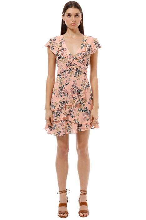 Pasduchas - Honorary Dress - Guava - Front