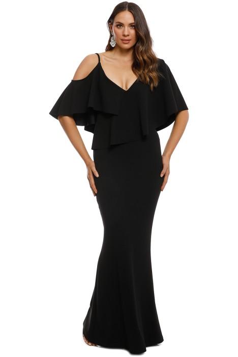 Pasduchas - Irreplaceable Gown - Black - Front